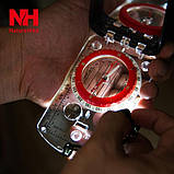 Планшетный компас с зеркалом NatureHike NH15A003, фото 4