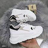 Кроссовки с 38 по 41 размеры  женские А26911, фото 4