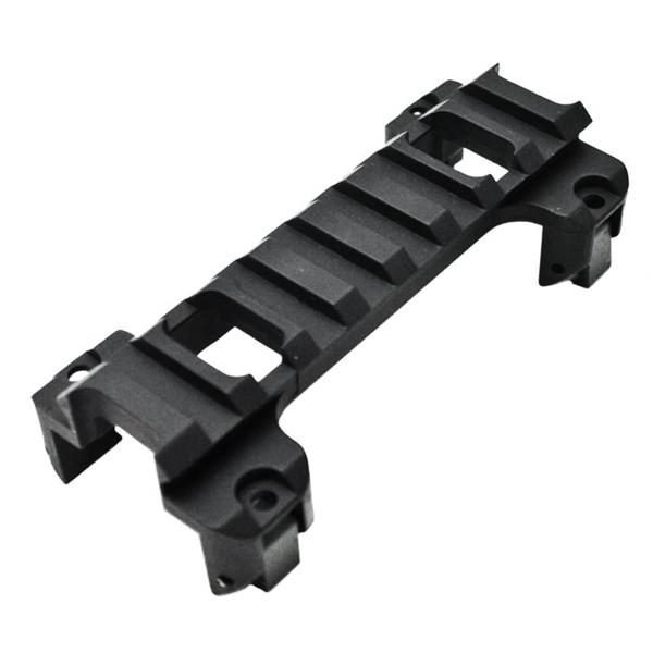 Кронштейн-крепление Picatinny/Weaver Y0031 для MP5 (MKE)