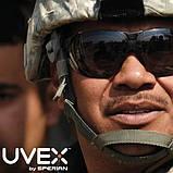 Тактические баллистические очки Uvex Genesis, фото 2