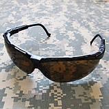 Тактические баллистические очки Uvex Genesis, фото 5