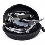 Тактические очки Daisy X7 (4 комплекта линз), фото 8