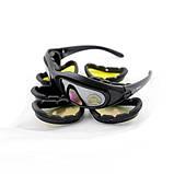 Тактические очки Daisy C5 Desert Storm (4 комплекта линз), фото 4