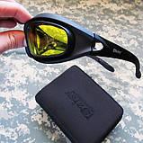 Тактические очки Daisy C5 Desert Storm (4 комплекта линз), фото 8