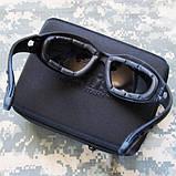Тактические очки Daisy C5 Desert Storm (4 комплекта линз), фото 9