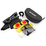 Тактические очки ESS Rollbar 4LS Kit (Replica), фото 5