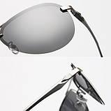 Солнцезащитные очки авиаторы Leilin Aviator Polarized, фото 6
