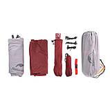 Легкая двухместная палатка NH15T002-T Silicone 1.4 кг, фото 9