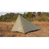 Ультралегкая двухместная палатка Axemen (950 грамм), фото 4