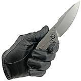 Нож Zero Tolerance 0095 Titanium (Replica), фото 6