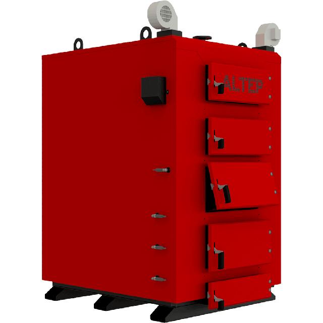 Твердотопливный котел АЛЬТЕП DUO PLUS 250 кВт Фото-1
