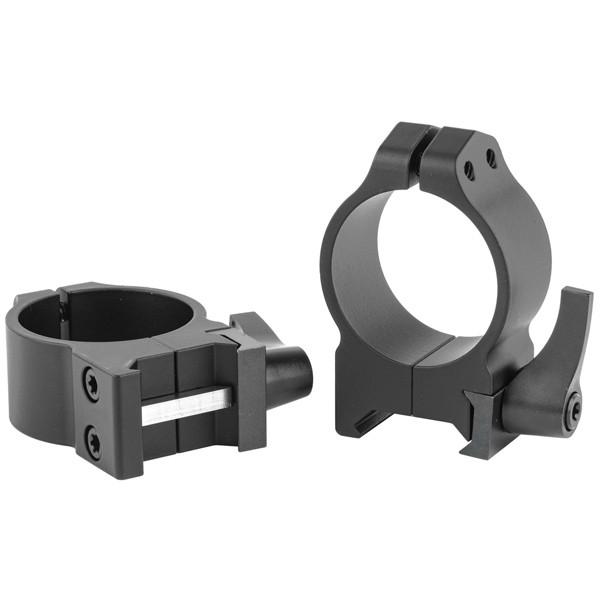 Быстросъемные кольца Warne MAXIMA QD 30 mm Medium Matte 214LM