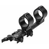 Быстросъемный моноблок Sightmark Tactical 30 mm Fixed Cantilever Mount, фото 2
