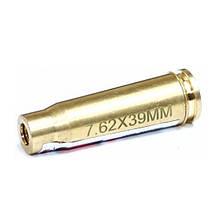 Лазерный патрон для холодной пристрелки калибр 7.62x39 мм