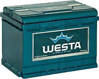Аккумулятор автомобильный Westa 6CT-74 АзЕ Premium