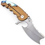 Нож Todd Heeter MOW 169 D2 (Replica), фото 2