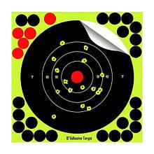 """Самоклеящаяся мишень 8"""" Adhesive Target (10 шт.)"""