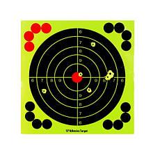 """Самоклеящаяся мишень 12"""" Adhesive Target (10 шт.)"""