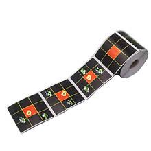 Мишень-наклейка квадратная 3 MOA (рулон, 250 шт.)