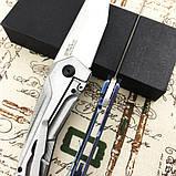 Нож Zero Tolerance GTC 0055 Flipper (Replica), фото 3