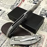 Ніж Zero Tolerance RJ Martin 0606 Mini Titanium (Replica), фото 4