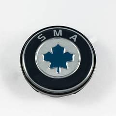 Колпачок в легкосплавные диски SMA Maple (58 мм)