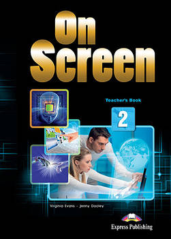On screen 2 Teacher's Book