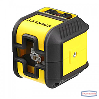 Нивелир лазерный stanley cubix stht77498 линейный, фото 1