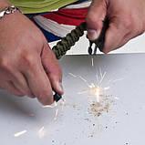 Браслет из паракорда с огнивом, фото 9