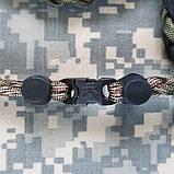 Паракордовый обруч для шеи Rothco Paracord Necklace, фото 10