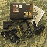 Защищенный телефон RESWAY T99 (IP67), фото 2