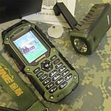 Защищенный телефон RESWAY T99 (IP67), фото 4