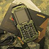 Защищенный телефон RESWAY T99 (IP67), фото 6