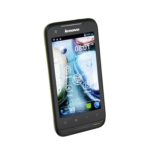 Защищенный смартфон Lenovo A660 (IP67)