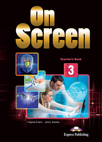 On screen 3 Teacher's Book