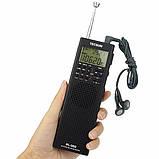 Всеволновый карманный радиоприемник Tecsun PL-360, фото 3