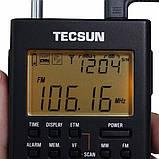 Всеволновый карманный радиоприемник Tecsun PL-360, фото 6