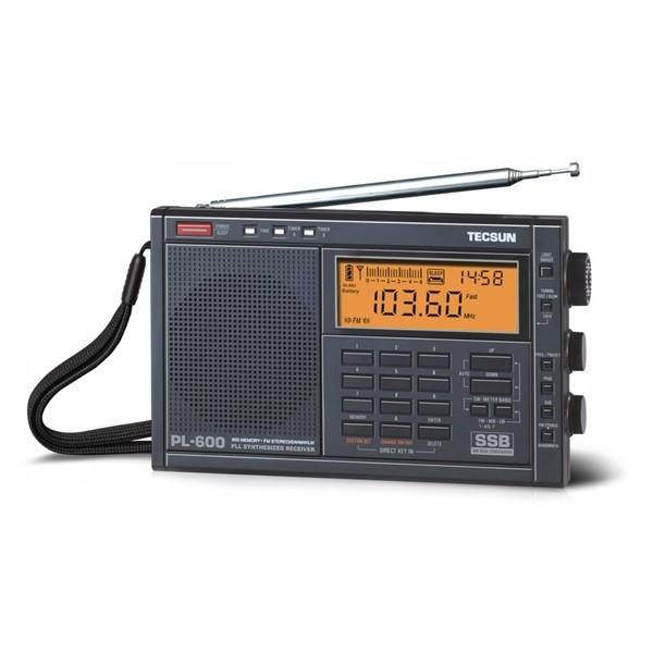 Всеволновый радиоприемник TECSUN PL-600