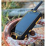 Защищенный смартфон с рацией Runbo X5 (IP67), фото 5