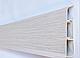 Плинтус пластиковый ИДЕАЛ Система 274 Cосна Северная, фото 3