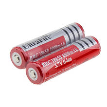 Аккумулятор UltraFire тип 18650 (4000 мАч)