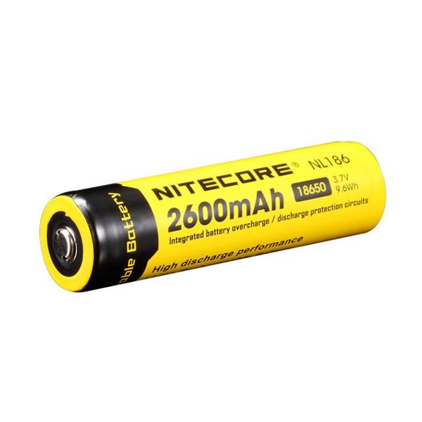 Аккумулятор Nitecore тип 18650 (2600 mAh)