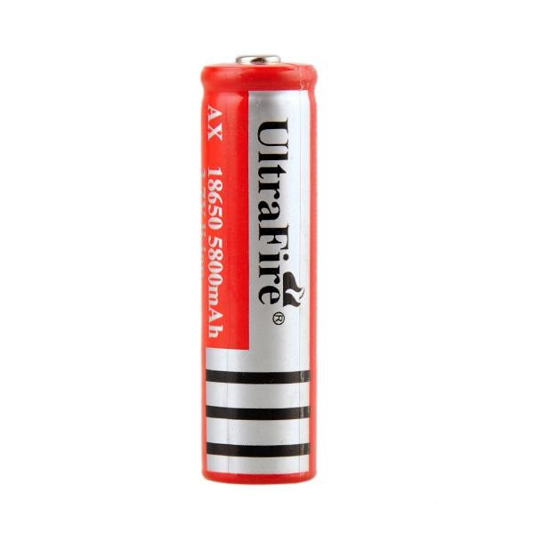 Аккумулятор UltraFire тип 18650 (5800 мАч)