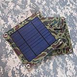 Солнечная зарядка OEM 3 Вт (1 секция), фото 5