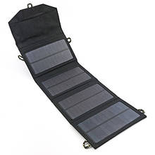 Складна сонячна зарядка OEM 6 Вт (4 секції)