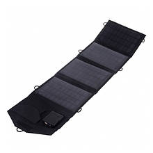 Складна сонячна зарядка Shining 14 Вт (4 секції)