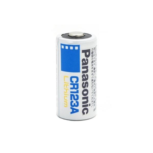 Батарейка Panasonic CR123A 3V