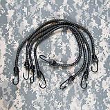 """Растяжимые шнуры Rothco Bungee Cords 36"""", фото 2"""