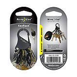 Набор пластиковых карабинов Nite Ize Key Rack, фото 2