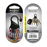 Набор пластиковых карабинов Nite Ize Key Rack, фото 3